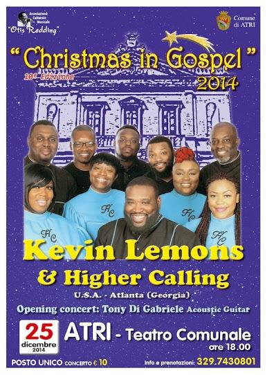 christmas in gospel 2014