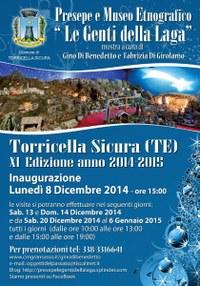 Presepe Torricella 2014
