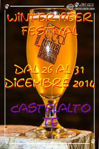 winter beer festival a Castellalto