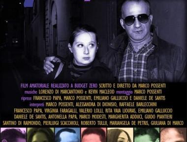 """proiexione """"Indagine imprevista"""" di Marco Possenti"""