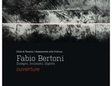 Dal 16/03/2015 al 25/04/2015 a Teramo: Fabio Bertoni - Ouverture Disegni, Incisioni, Dipinti