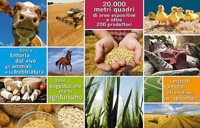 Fiera Dell'agricoltura 27-28-29 Marzo a Teramo