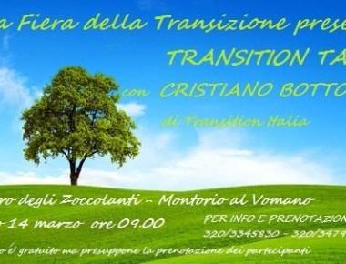 Transition Talk presso Chiostro degli Zoccolanti di  Montorio al Vomano il 14/03/2015 ore 9:00.