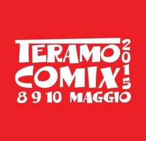 TERAMO COMIX 2015 8-10 MAGGIO 2015
