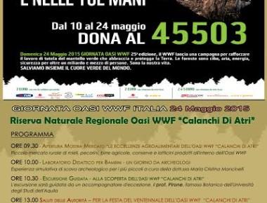 VentennaleOasi WWF Calanchi di Atri