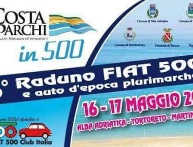 5º raduno Fiat 500