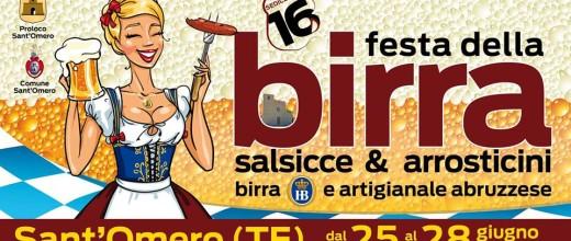 Sant'Omero 16° FESTA DELLA BIRRA