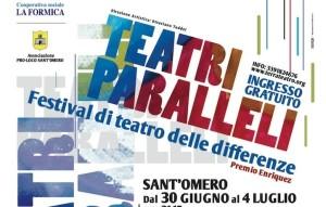 Teatri Paralleli dal 30/6 al 04/7 Sant'Omero
