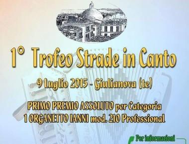Trofeo Strade In Canto 9 Luglio 2015 Giulianova