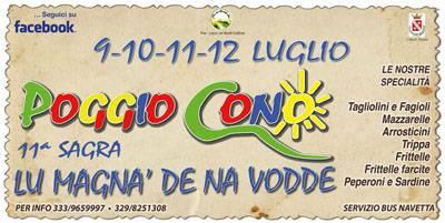 Sagra Lu Magnà de na Vodde dal 09-07al 12-07