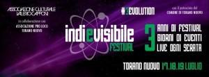 INDIeVISIBILE Festival Dal 17 al 19 Luglio 2015 Torano