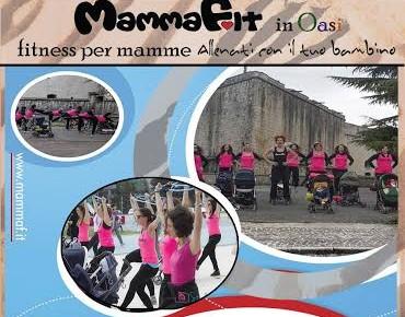 "MammaFit: mamme in forma alla  Oasi WWF ""Calanchi di Atri"""