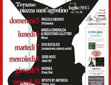 Shape Music Fest Teramo Dal 5 all'11 luglio