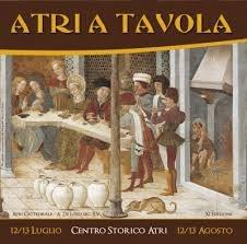Atri a Tavola - XIII Edizione 12 e 13 Luglio