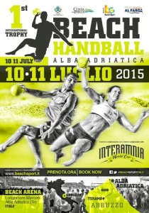 1° Trofeo Internazionale di Beach Handball
