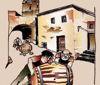 Il Palio delle Botti a Corropoli dal 25-07 al 27-07