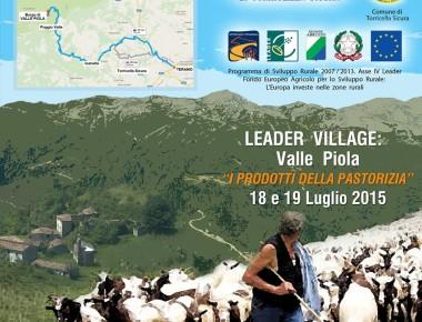 Valle Piola I Prodotti Della Pastorizia  dal 18/07 al 19/07