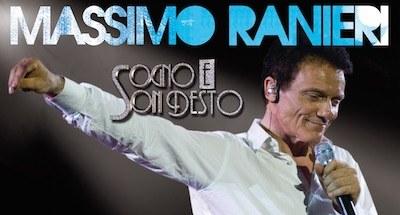 Massimo Ranieri in Concerto Domenica 26/7 - ore 21:00 - Teramo