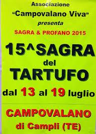 Campovalano – SAGRA DEL TARTUFO 13-19 luglio
