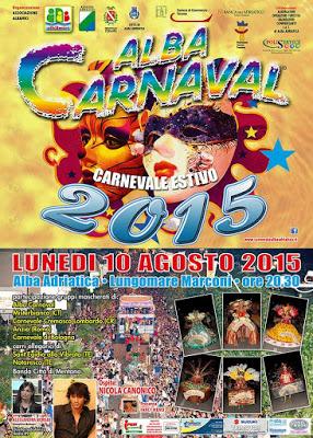 Carnevale Estivo ad Alba Adriatica