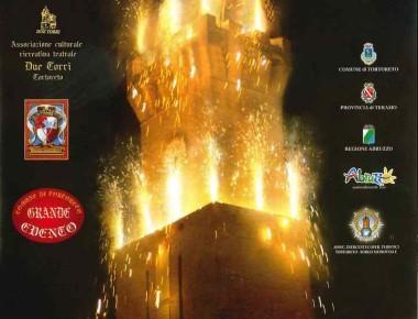 XV Edizione Palio del Barone a Tortoreto 11 e 16 agosto
