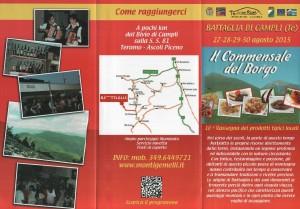 """""""Il Commensale del Borgo""""."""