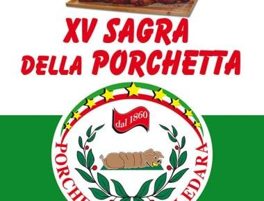 XV sagra della porchetta , Colledara 16-17-18-19 Agosto 2015