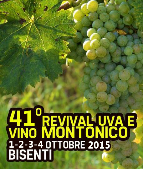 41° Revival dell'uva e del vino Montonico