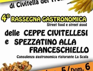 Ceppe Civitellesi e Spezzatino alla Franceschiello Borrano di Civitella Del Tronto