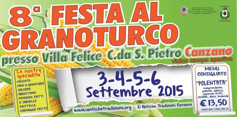Festa al Granturco San Pietro di Canzano