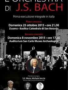 """""""Progetto Bach"""""""