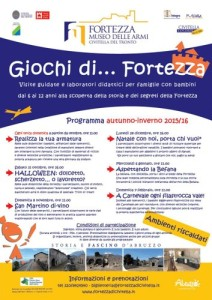Halloween in Fortezza