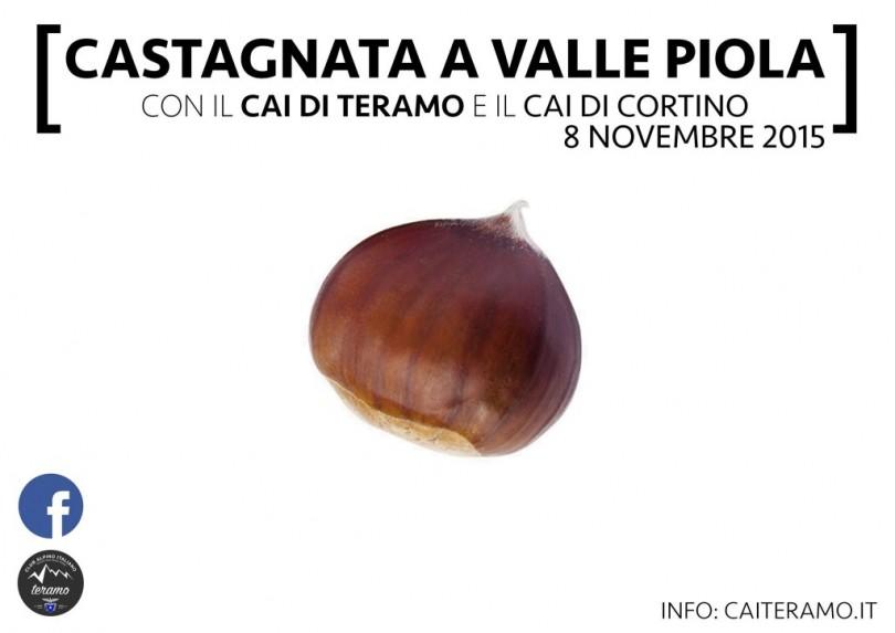 Castagnata a Valle Piola