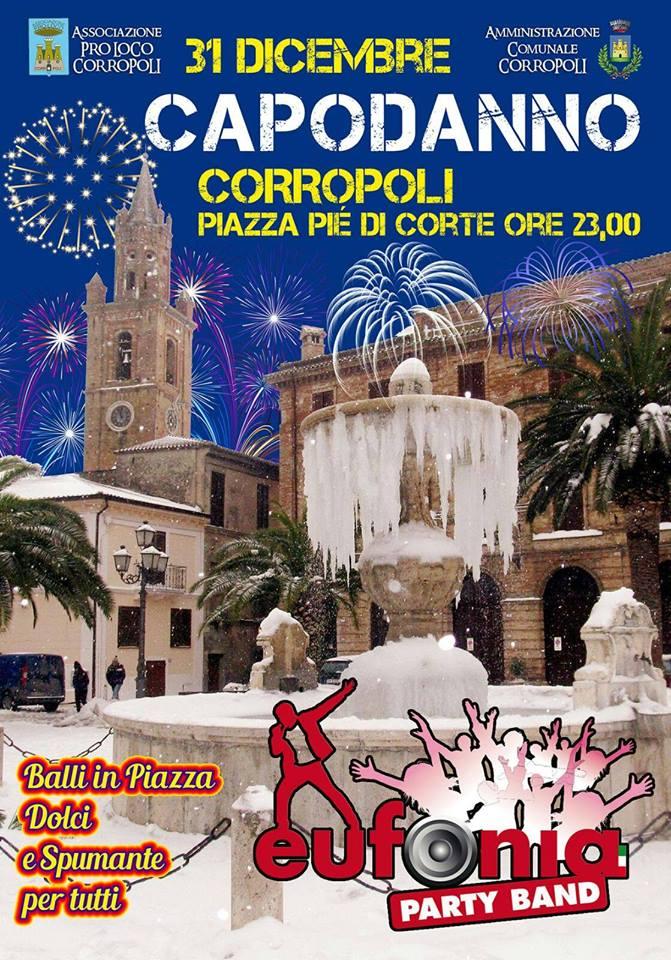 Corropoli- Capodanno 2016