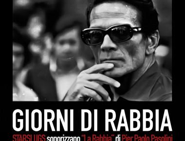 """""""GIORNI DI RABBIA"""""""