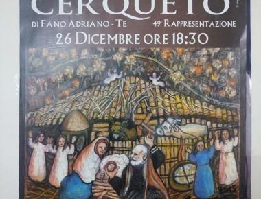 Cerqueto – IL PRESEPE VIVENTE