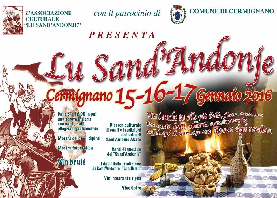 Cermignano-Lu-sand-Andonje
