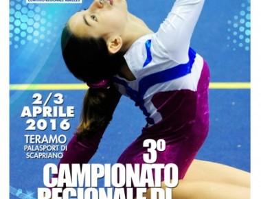 Campionato Regionale di Ginnastica artistica