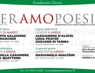 TerAmo Poesia 2016