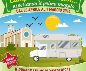 "primo Raduno ""Camperopoli Green""."