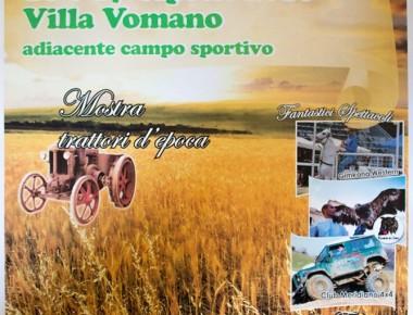MERCATO DELL'AGRICOLTURA  Villa Vomano