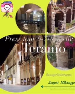 #scoprilabruzzo press- blogger tour