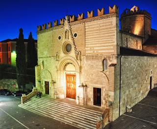 Il Duomo di Teramo e la sua difficile storia.