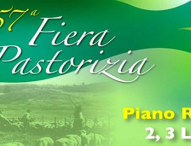 157^edizione FIERA DELLA PASTORIZIA