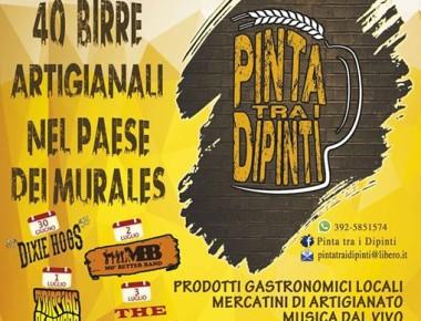 PINTA TRA I DIPINTI DAL 30/6 AL 3/07