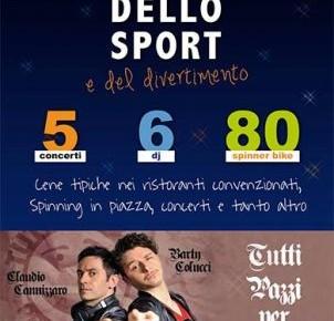 NOTTE BIANCA DELLO SPORT