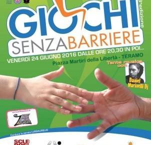 GIOCHI SENZA BARRIERE