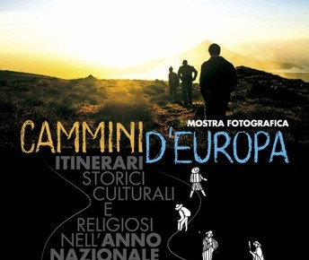 Cammini d'Europa dal 1/07 al 31/07/2016