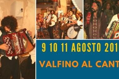 VALFINO AL CANTO 9/10/11 agosto 2016