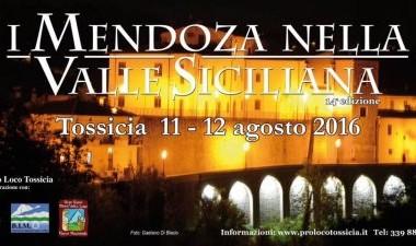 I MENDOZA NELLA VALLE SICILIANA 11 e 12 agosto 2016